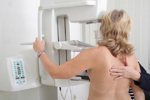 Mammografie Untersuchung