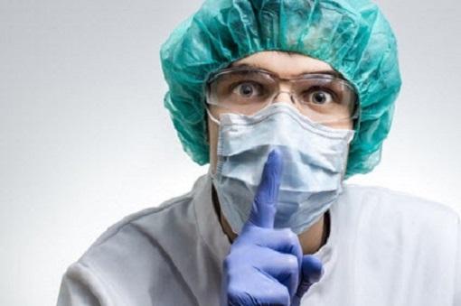 Arzt der etwas zu verschweigen hat