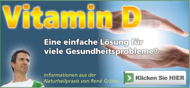 Buch: Vitamin D Therapie von René Gräber