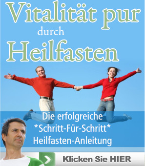 Buch: Heilfasten nach René Gräber