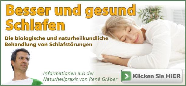 Buch: Besser und gesund schlafen von René Gräber